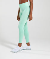 Gymshark Vital Seamless Leggings - Green 9