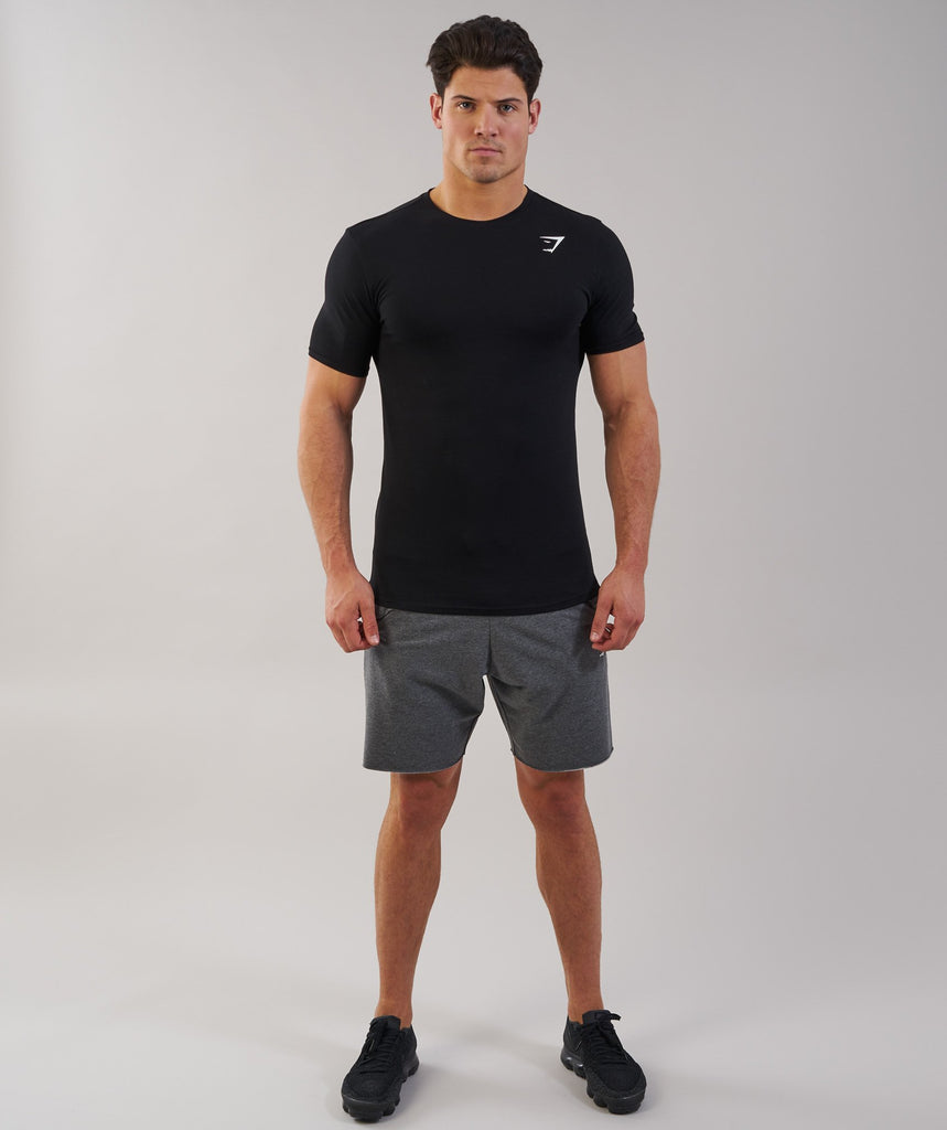 Gymshark Ark T-Shirt - Black 1