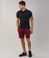 Gymshark Free Flow Shorts - Port 10