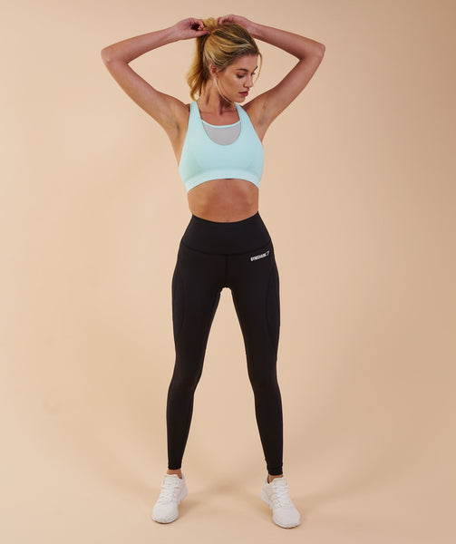 Gymshark Fusion Leggings 2.0 - Black 2