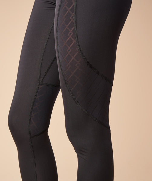 Gymshark Fusion Leggings 2.0 - Black 4