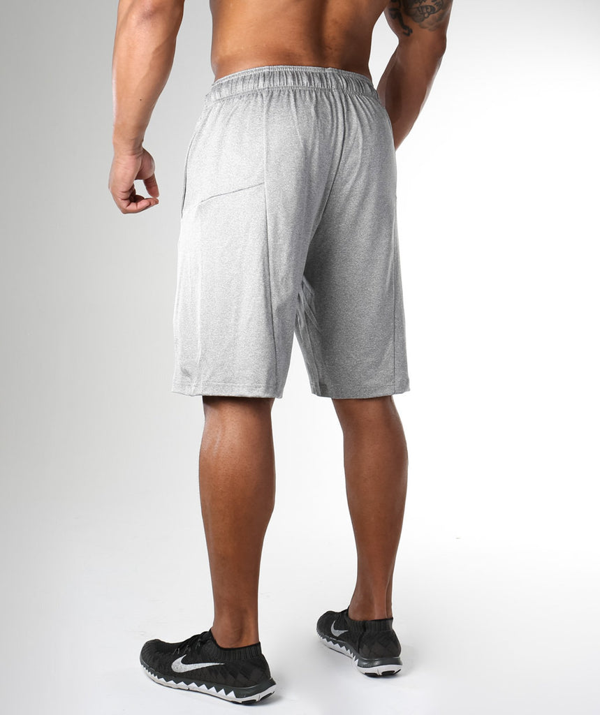 Gymshark DRY Element Sweat Shorts - Grey