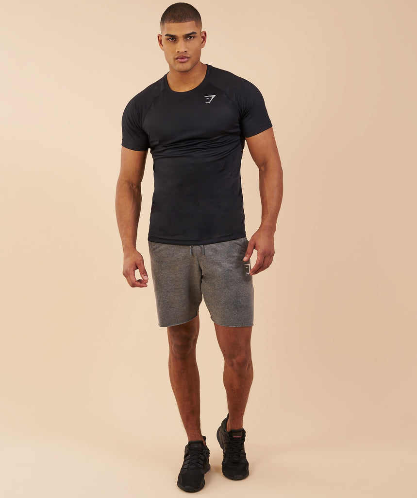 Gymshark Ability T-Shirt - Black 1