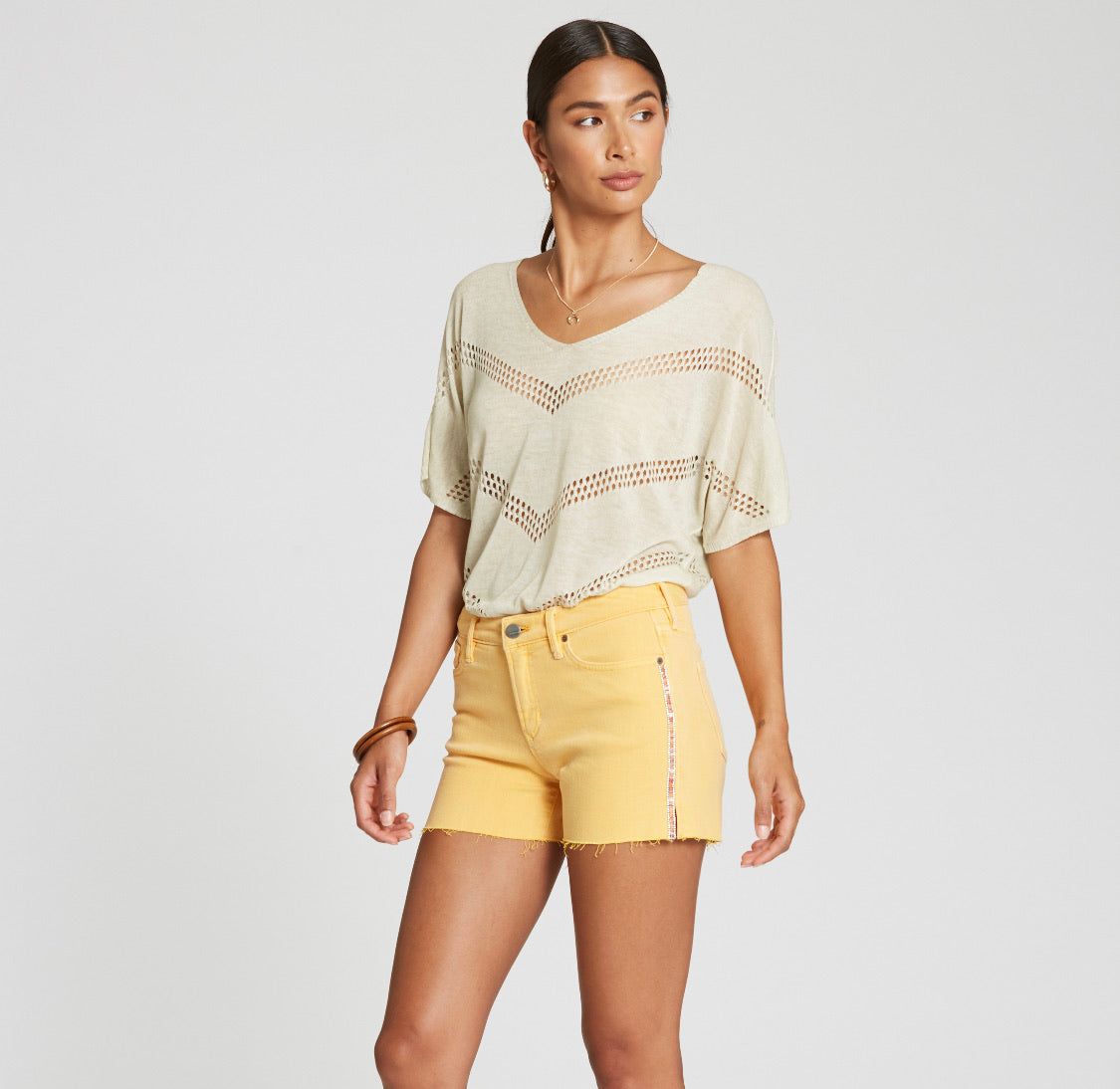 Gigi Shorts (yellow)