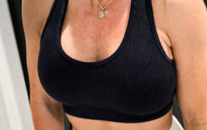 Leading You Seamless Sports Bra