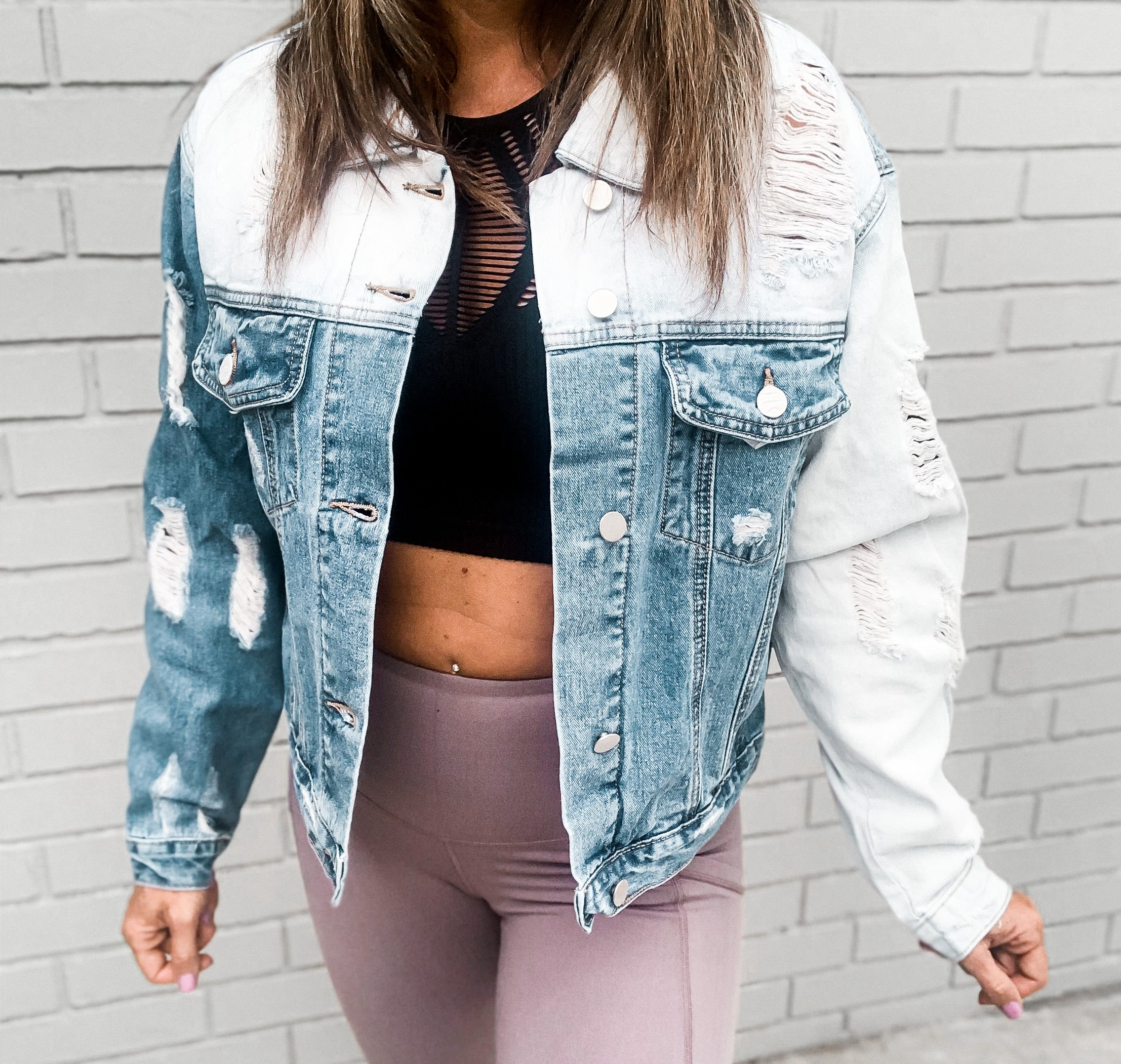 Ombre Obsessed Jacket