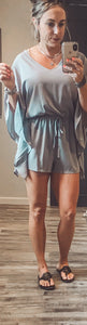 Sure to fall in love romper