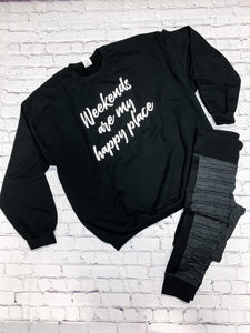 Weekend Sweatshirt (Plus Size)
