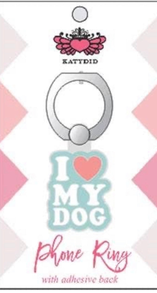 I love my dog ring holder and stand