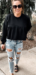Rachel Distressed Boyfriend Jeans
