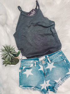 Must Have Denim Shorts