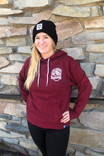 Load image into Gallery viewer, MHBC Logo Hoodie - Dark Red
