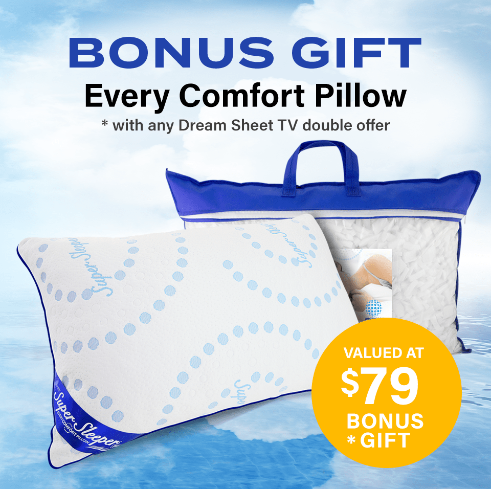 Pillow Bonus Gift Mobile