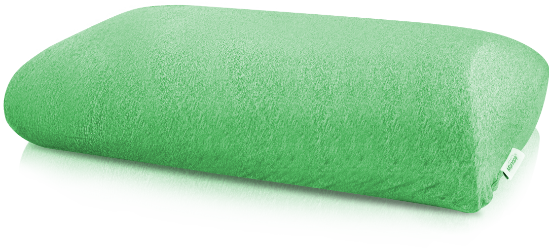 Plush Memory Foam Pillow