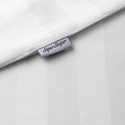 Breathable Cotton Dream Sheet Super Sleeper tag
