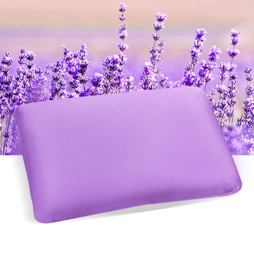 Lavender Infused Memory Foam Pillow
