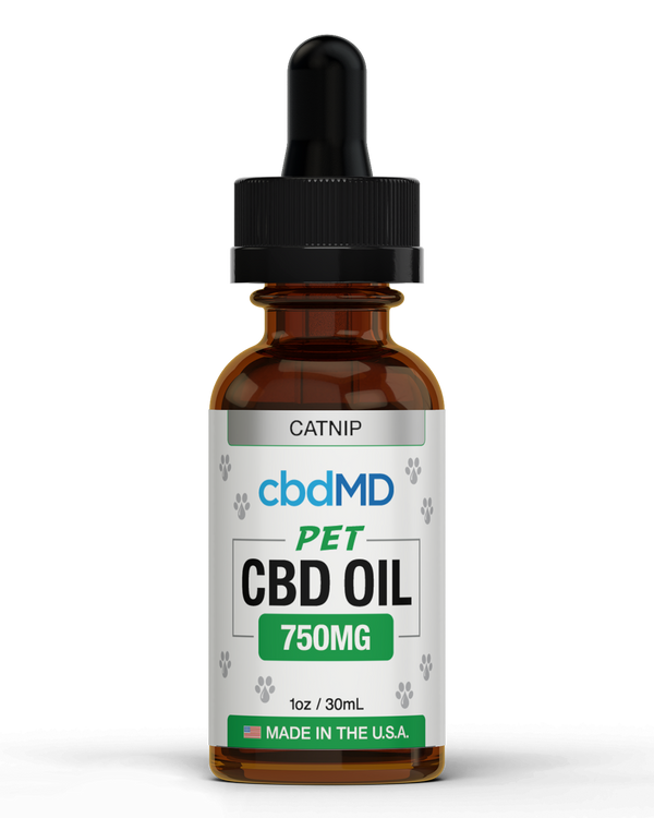 CBD MD CAT - Catnip (750mg)