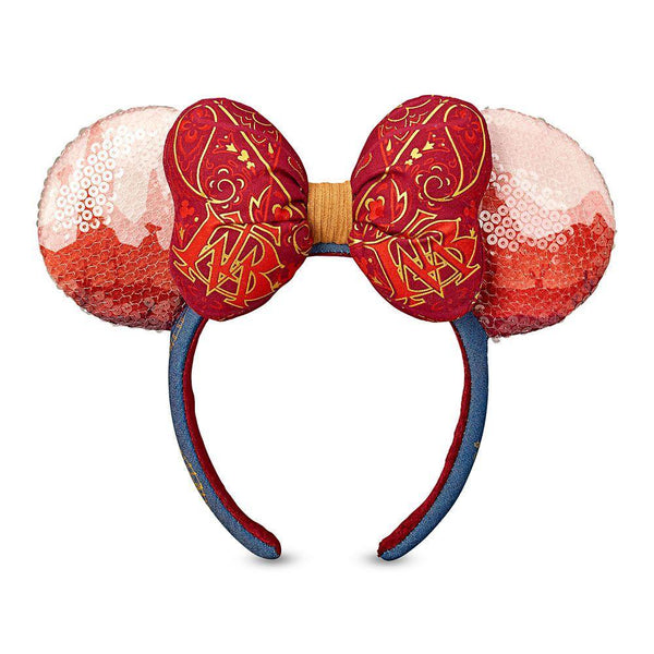 Minnie Mouse: The Main Attraction Ear Headband for Adults – Big Thunder Mountain Railroad – Limited Release
