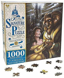 Beauty and the Beast 25th Anniversary Jigsaw Puzzle Beauty and the Beast puzzle