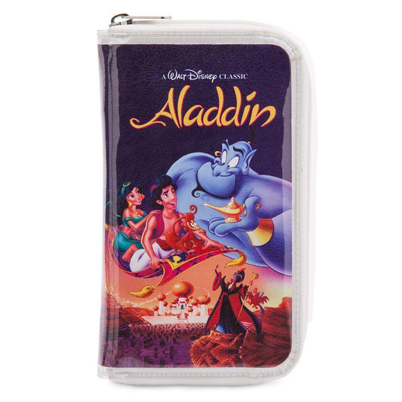 Disney Aladdin ''VHS Case'' Clutch