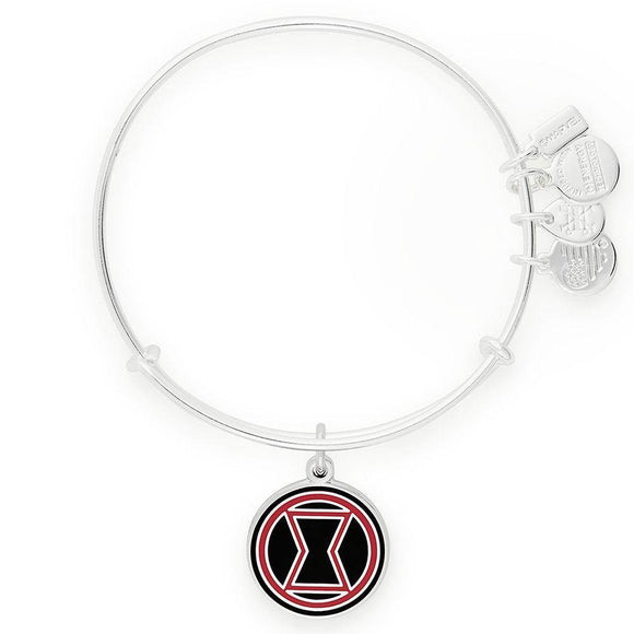 Disney Marvel Black Widow Bangle by Alex and Ani