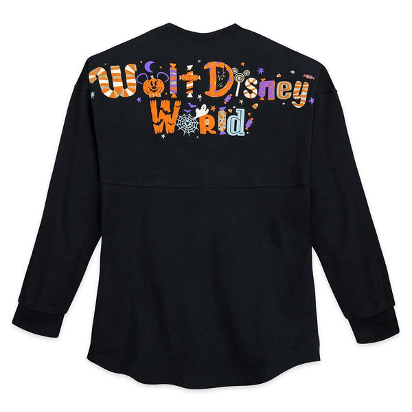 Walt Disney World Halloween Snack Candy Spirit Jersey for Adults