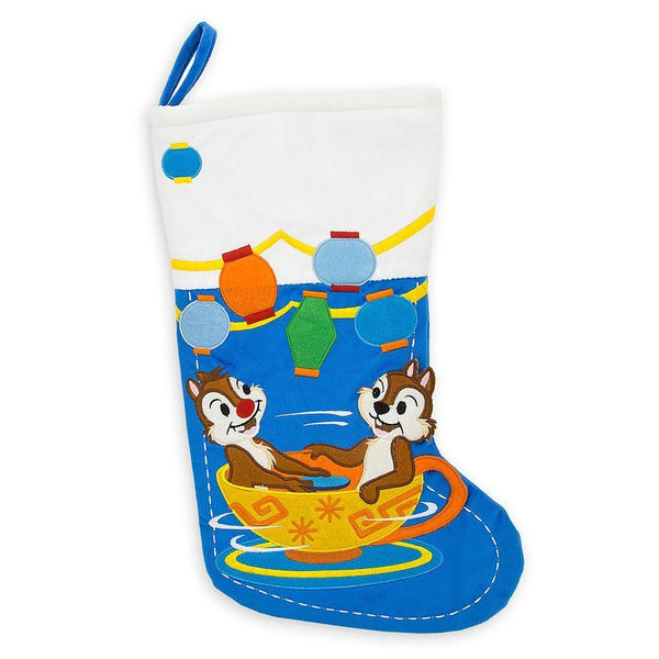 Disney Chip 'n Dale Holiday Stocking