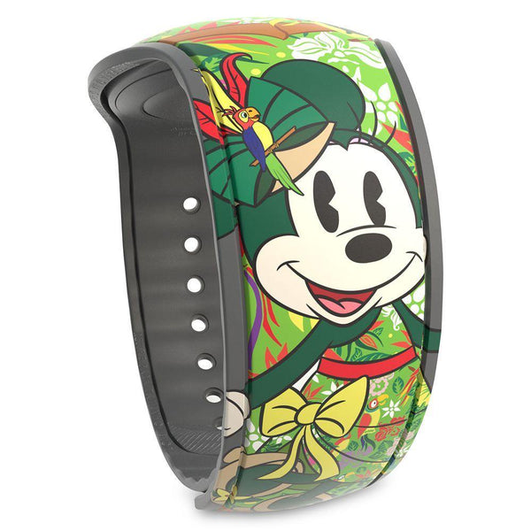 Disney Minnie Mouse: The Main Attraction MagicBand 2 – Enchanted Tiki Room – Limited Release