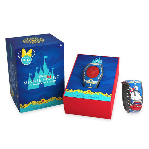 Disney Minnie Mouse Main Attraction MagicBand 2 – Dumbo the Flying Elephant – Limited Release