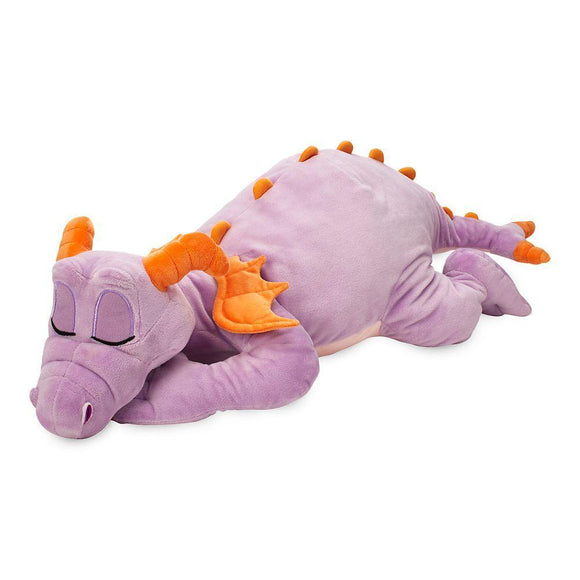 Disney Dream Friend Figment Sleeping Plush