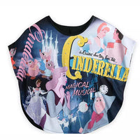 Disney Cinderella Fashion Dolman Ladies Shirt Size XS