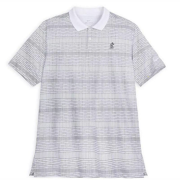 Disney Mickey Mouse Performance Polo by Nike-Graph Pattern