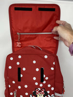 Disney Glitter Minnie Mouse Love My Dots Backpack
