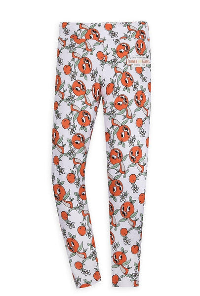 Disney Epcot 2020 Flower and Garden Festival Orange Bird Leggings