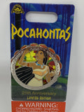 Disney Pocahontas Spinning Pin – 25th Anniversary – Limited Edition