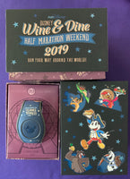 RunDisney 2019 Wine and Dine 10th Anniversary Magicband Limited Edition 1000