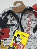 Disney Mickey's 90th Havaianas Flip Flop Adult Sandals Limited Edition