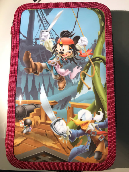 Disney Pirates of the Caribbean Stationery Set