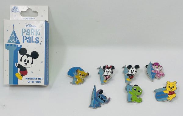 Disney Park Pals Pin Collection