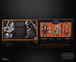 Disney Star Wars Galaxy's Edge Black Series Smuggler's Run
