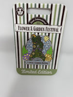 Disney Epcot 2020 Flower and Garden Festival Figment, Ratatouille, Or Minnie Pin