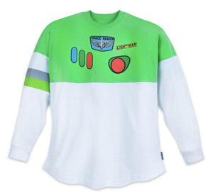 Disney Toy Story Buzz Lightyear Spirit Jersey