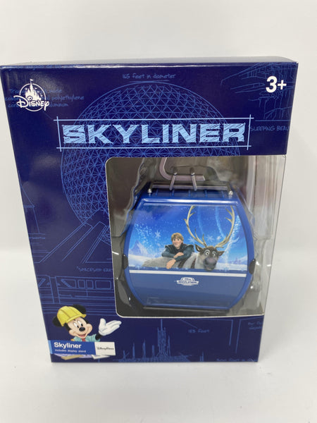 Disney Frozen Skyliner with Display Stand