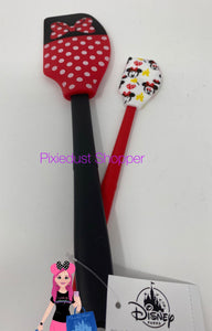 Disney Minnie Mouse Spatula 2 Piece Set