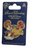 Disney Shanghai Pin - Grand Opening Duffy, Daisy, Goofy, OR Chip