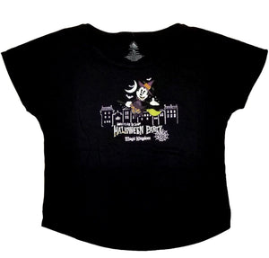 Disney Mickey's Not So Scary Halloween Party 2019 Minnie Womens Shirt