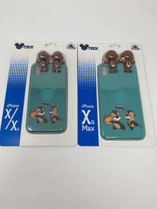 Disney D-Tech Chip and Dale NOPE iPhone X/XS/Max Phone Case