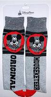 Disney Original Mouseketeer Mickey Mouse Club Socks