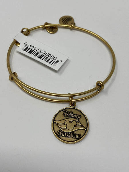 Disney Cruise Line Mickey Rose Gold Alex and Ani Bracelet