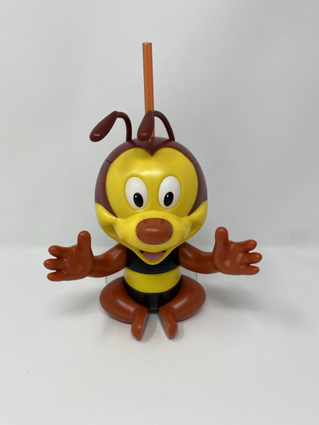 Disney Epcot 2020 Flower and Garden Festival Spike Bee Sipper
